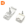 FTTH Cabling Accessory PP Fiber Optic Cable Clip