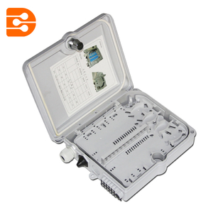 12 Cores Fiber Optic Distribution Box