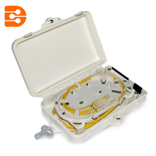 4 Cores Fiber Optic Distribution Box