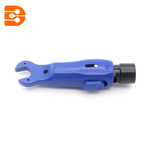 CABLECON Insulation Stripper & Spanner for RG59, RG6 and WF100 Connectors