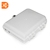 12 Cores Plastic Watrerproof Fiber Optic Distribution Box