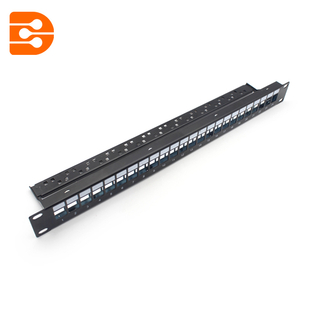 24 Ports Blank Patch Panel