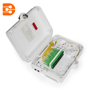 24 Cores Outdoor Fiber Optic Distribution Box
