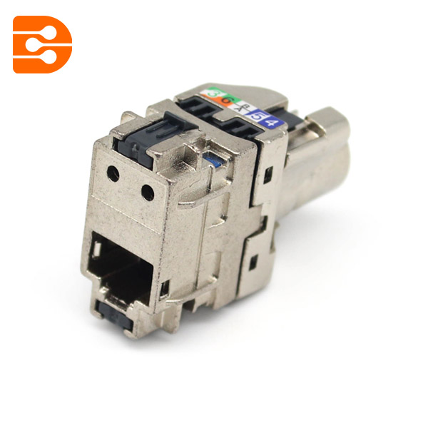 Legrand LCS2 CAT 6 Keystone Connector Shielded