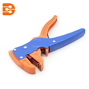 Adjustable Gripping Tension Multi-Modular Cable Stripper