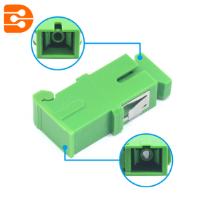 SC/APC Adapter with Side Auto Shutter