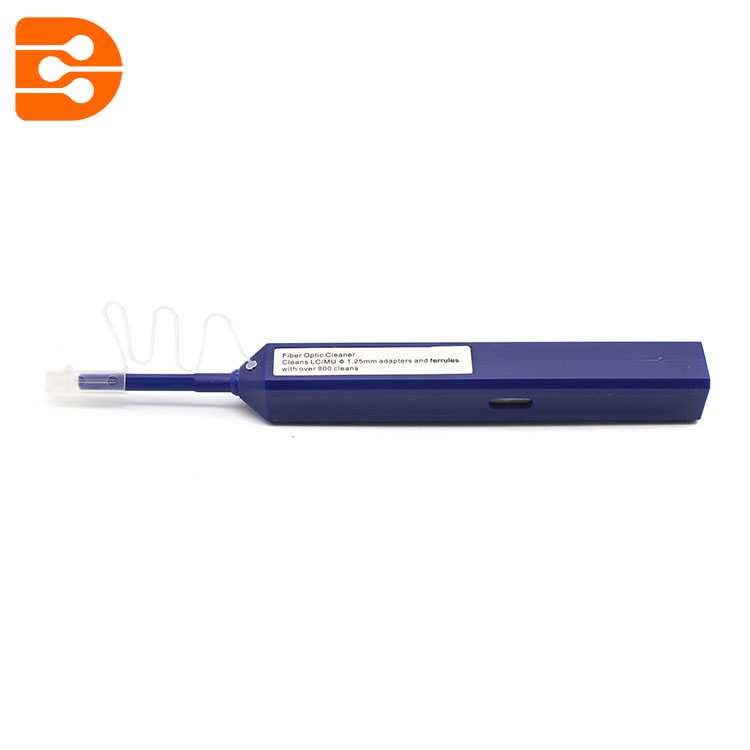 LC/MU Fiber Optic Cleaner, Universal 1.25mm