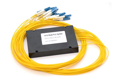 1x8 Box Type PLC Splitter.png