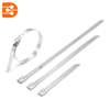 Stainless Steel Cable Tie with Ball Lock