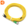 Duplex FC/APC to FC/UPC SM Fiber Optic Patch Cord