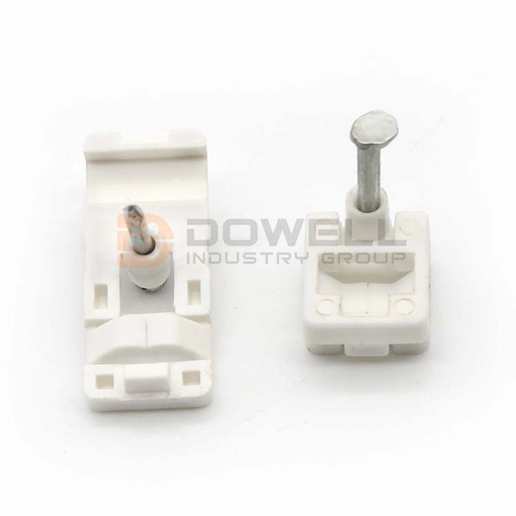 DW-1062 High Strength FTTH Cabling Accessory Wire Cable Clips