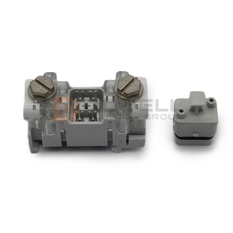 DW-5027 Single Pair STB Drop Wire Connection Module Without Protection