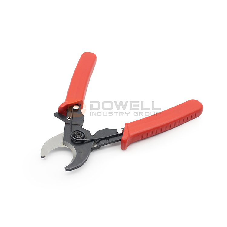 DW-8033 Built-In Return Spring Mini Cable Cutters From China