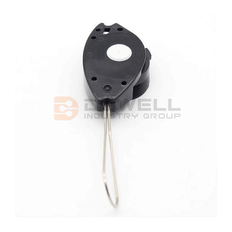 DW-1074 FTTH Cable Fish Anchoring Suspension Drop Wire Clamp
