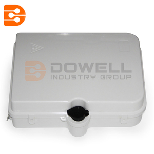 DW-1216 24 Core Fiber Optic Distribution Box , Fiber Optic Cable Junction Box