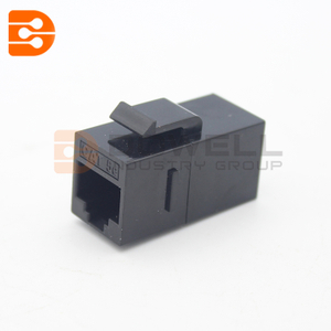 Cat5e RJ45 Inline Coupler Type Keystone Jack