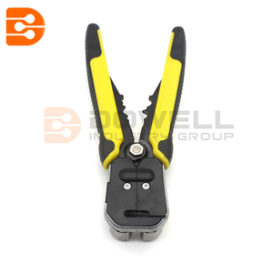 DW-RKY-665 3 in 1 Self Adjustable Automatic Cable Wire Stripper