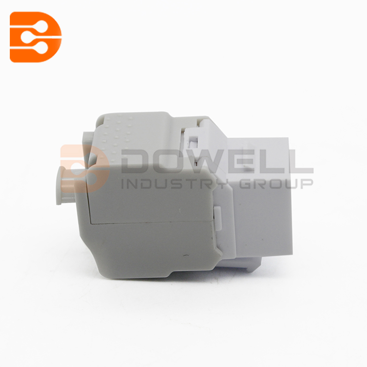 Cat. 6A FTP 180 degree toolless slim type Keystone Jack
