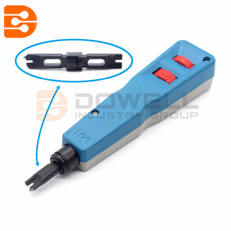 DW-8008 Installation Wire Network Cable Punching Tool