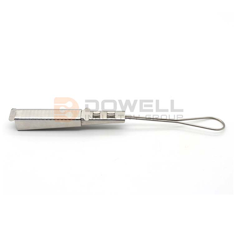 DW-1069 Wholesale High Strength Wedge-Shaped Body Telecom Drop Wire Clamp