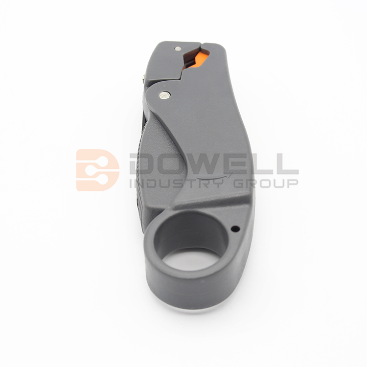 DW-8034 RG6 RG58 RG59 RG62 Network Coaxial Cable Stripper