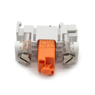 DW-5029 PC Housing STB Subscriber Terminal Block With Protection,Subscriber Terminal Block