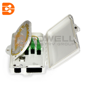 DW-1205 FTTH 6 Cores FTTH Optical Distribution Box
