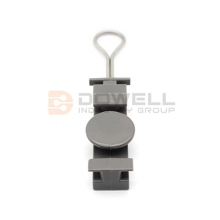 DW-1049 FTTH Cabling Accessory Cable Plastic Drop Wire Clamp