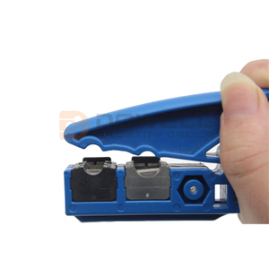 DW-8049 Cable Wire Stripper Coaxial Cable Cutter Wire Stripping Tool