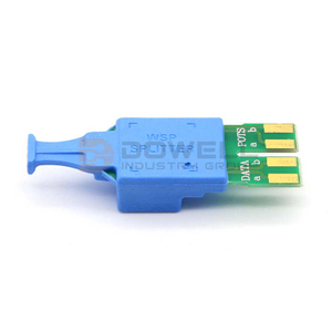DW-147 Great Quality Exquisite ADSL POTS Splitter Vdsl/Vdsl2 Splitter